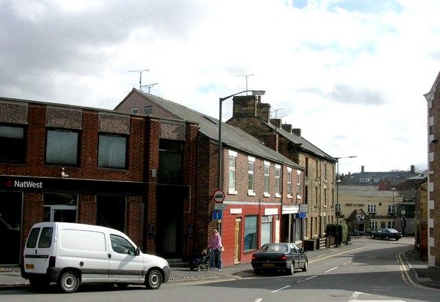 Market Street, Eckington