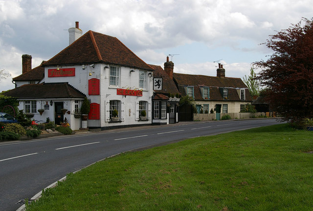 The Black Lion, Althorne