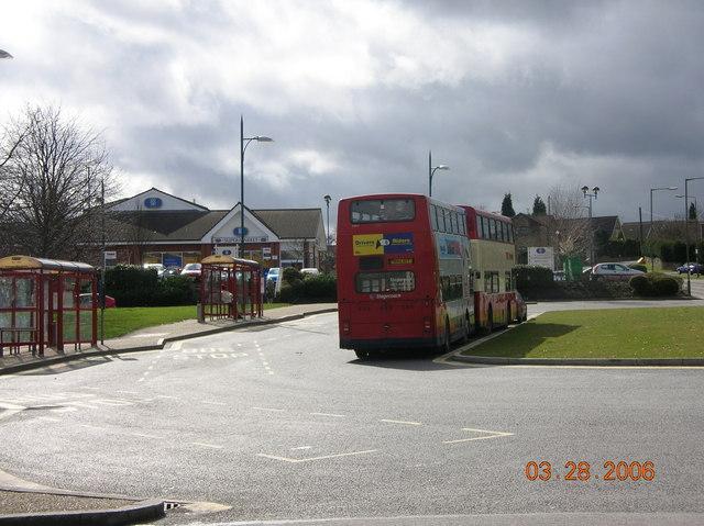 Eckington Bus Station
