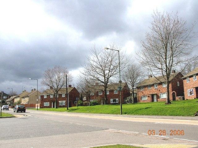 Pinfold Street, Eckington, NE Derbyshire
