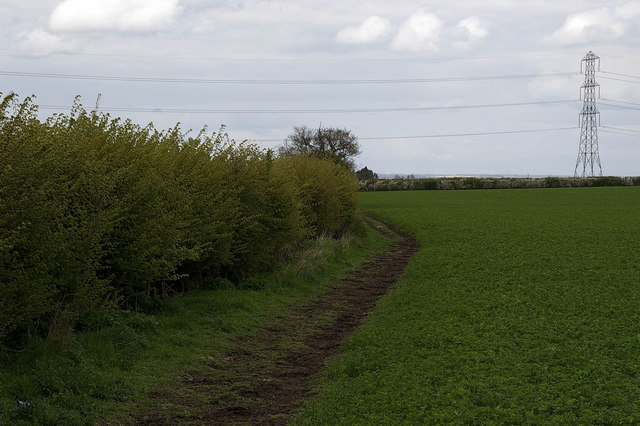 Footpath to Green Lane