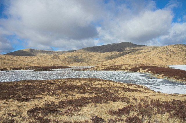Loch Neldricken, The Murder Hole & The Merrick