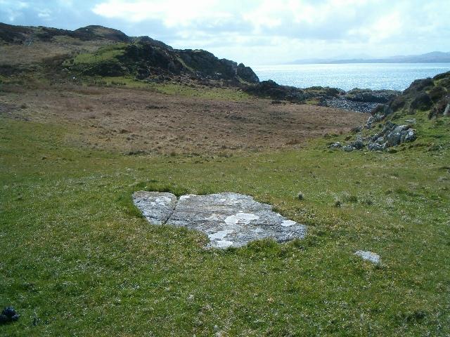 Cist on Craignish Peninsula