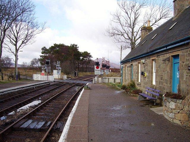 Forsinard Station