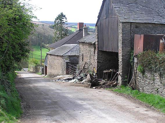 Lower Court Farm, Treborough