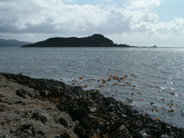 Garbh Reisa from Craignish Point