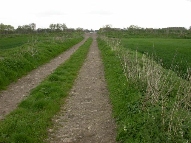 Track to Sewage Works