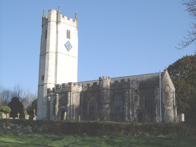 St Winifred's church, Manaton