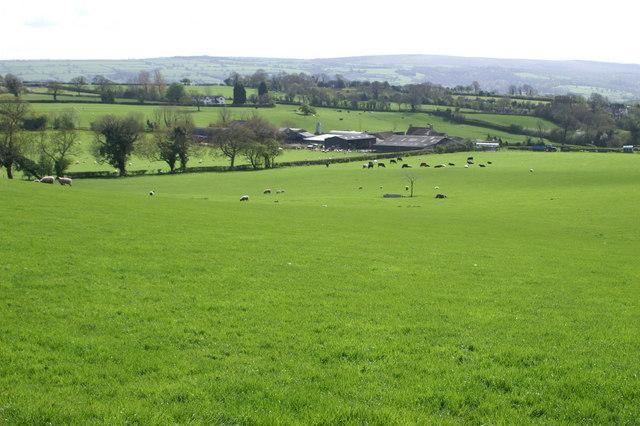 View to Howgrove Farm