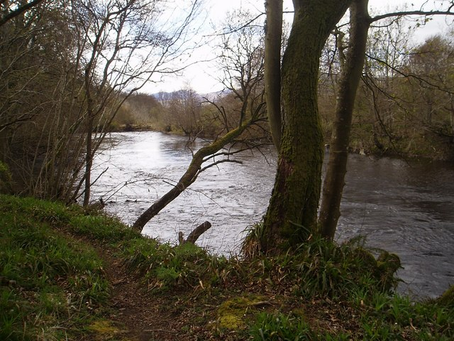 The River Tay by Dunacree