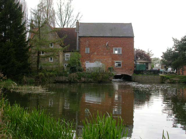 Cogenhoe Mill