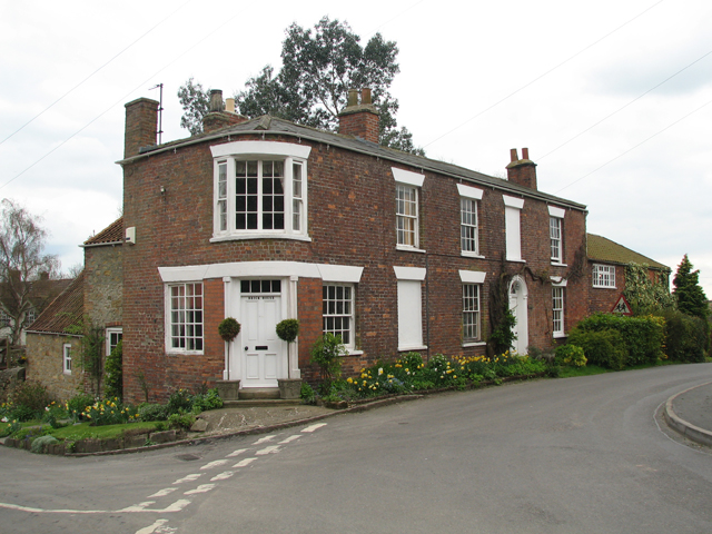 Brick House, Tealby.