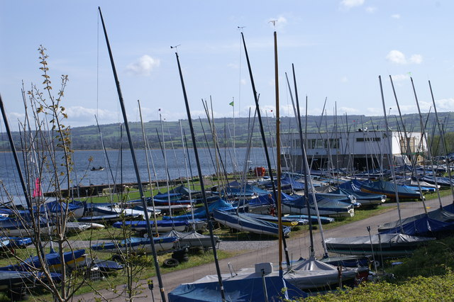 Sailing Club Chew Valley Lake