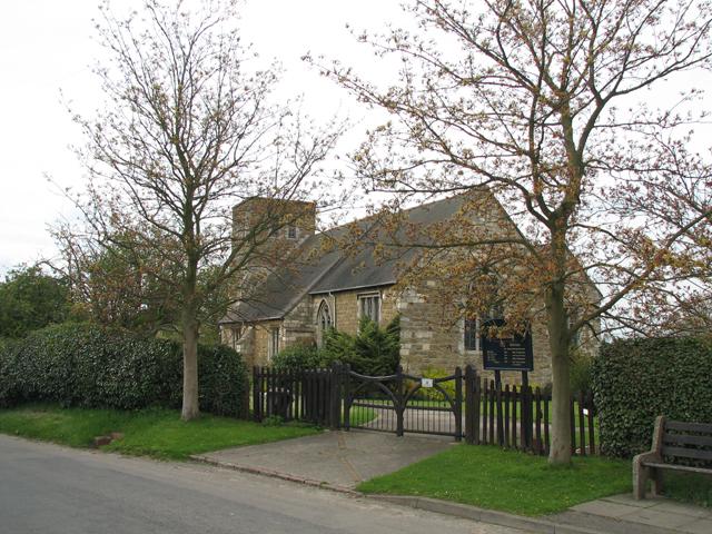 Saint Mary's Church, Walesby.