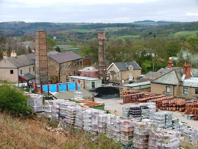 Bardon Mill Pottery