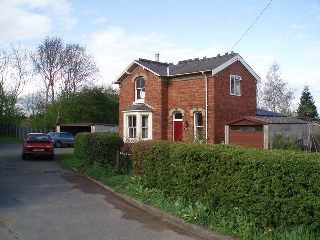 Station House, Higham on the Hill