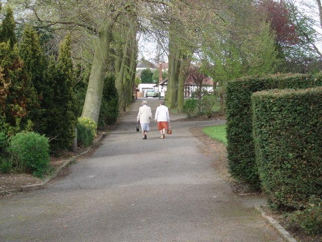 Hollycroft Park, Hinckley