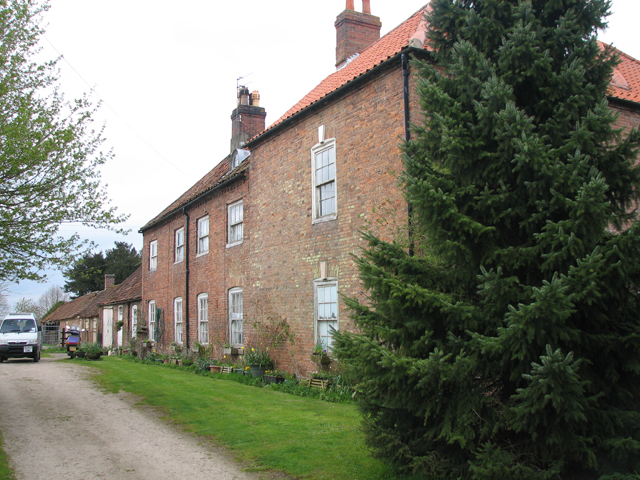 The Manor House, Kirmond Le Mire.
