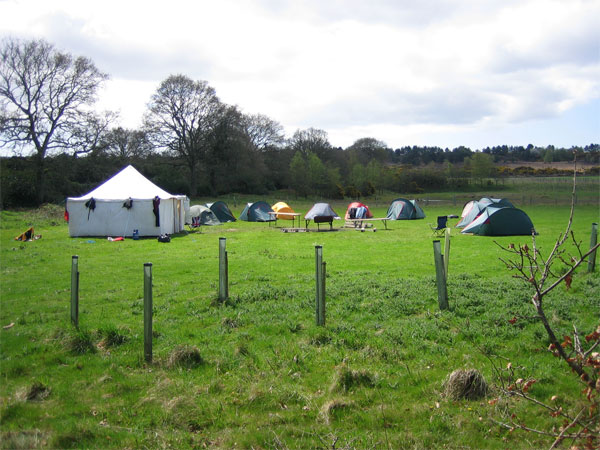 Buddens Camping and Activities Centre