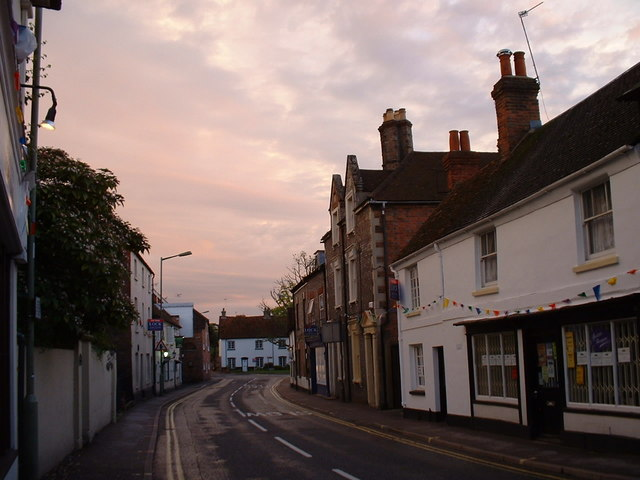 Street in Wallingford.
