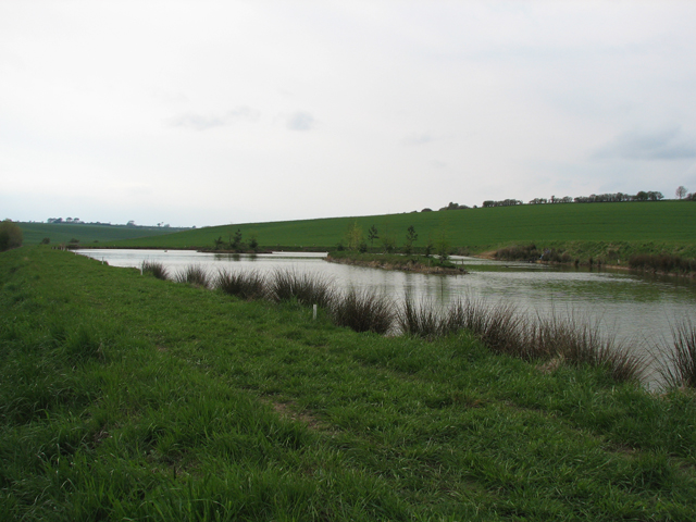 Coarse Fishing ponds, Thorpe Le Vale.