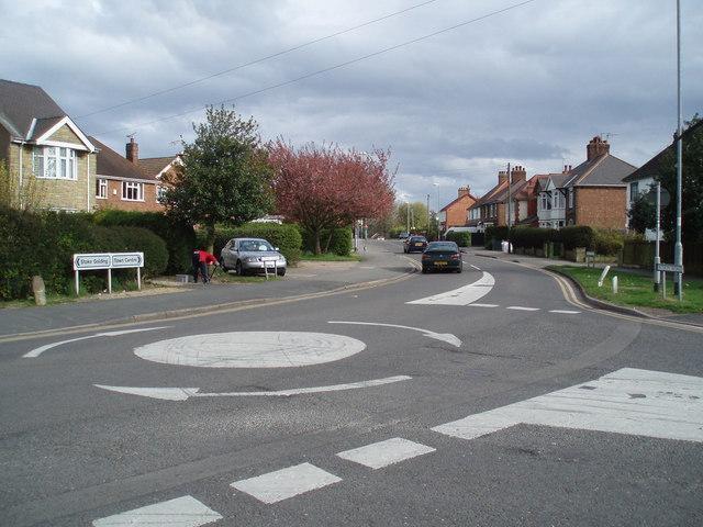 Stoke Road, Hinckley