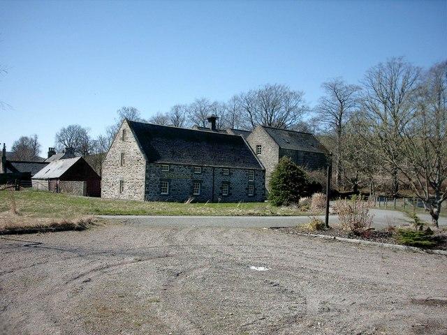 Mill of Towie, near Drummuir