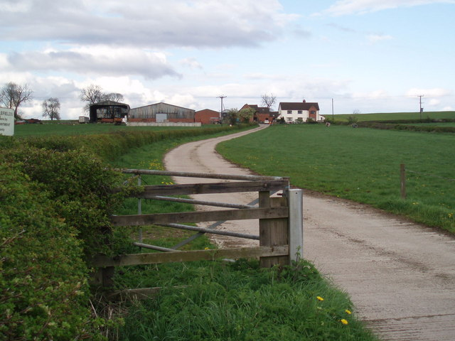 Middlefield Farm, Hinckley