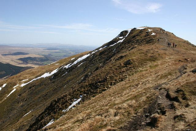 Ben Ledi - North Ridge