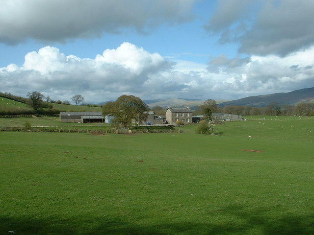 Mansergh Hall Farm
