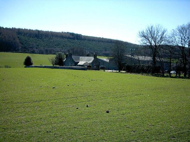 Towiemore Farm,near Drummuir.