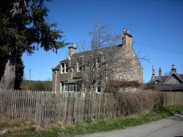 Towiemore House,near Drummuir.