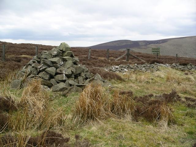 Summit Cairn, Seathope Law