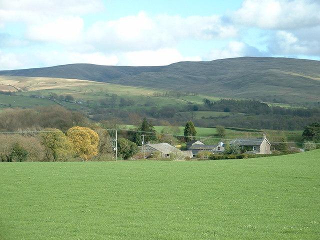 High Stangerthwaite Farm