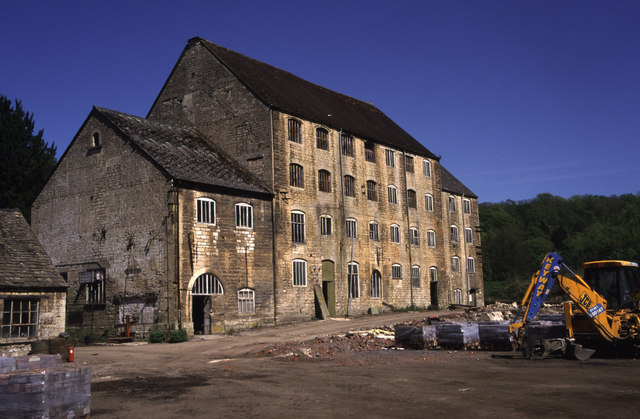 Longfords Mills, Minchinhampton