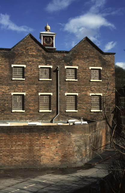 Great Warehouse/Museum of Iron, Coalbrookdale