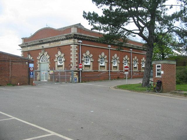 Peterborough Corporation Water Works