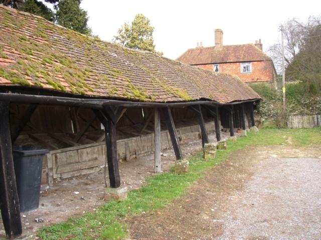 Stalls, Peper Harow Farm