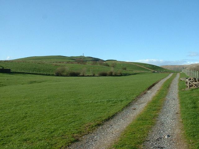 Farmland near Beck Foot