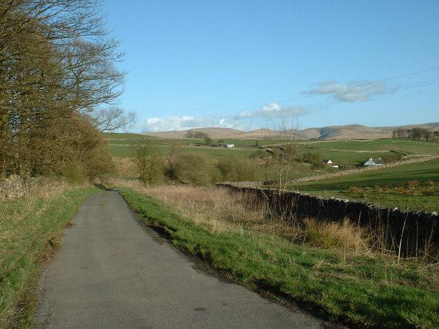 Lane to Raisbeck