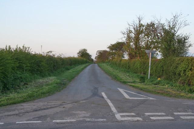 Conery Lane near Whatton