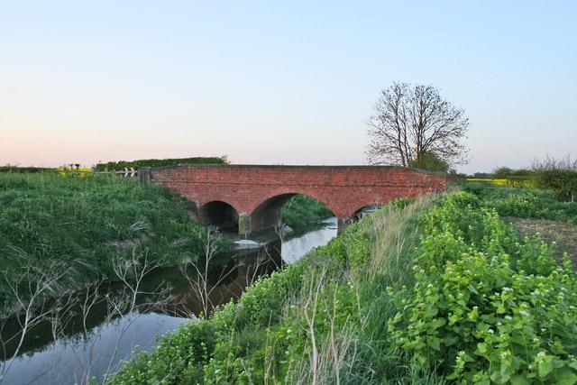 Thorough Bridge, Granby Lane near Whatton, Nottinghamshire