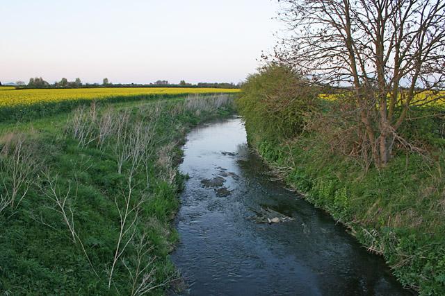 River Smite, Nottinghamshire