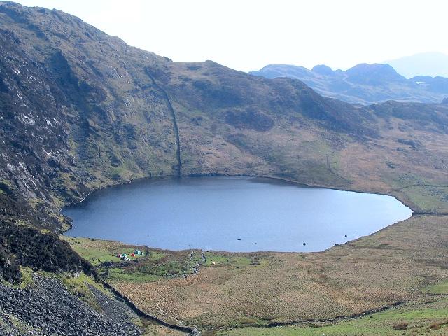 Llyn Llagi in Snowdonia