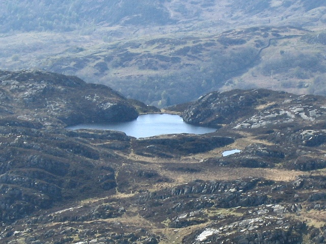 Llyn yr Arddu, Snowdonia