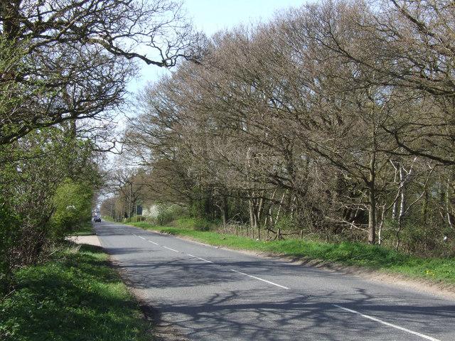 Near Woodhall Spa.