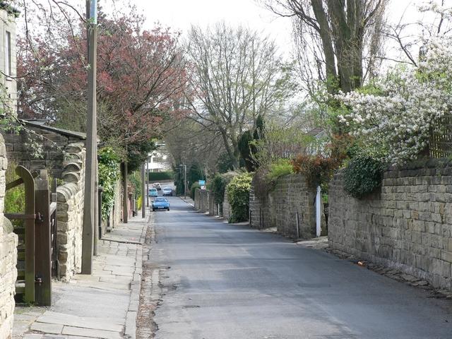 Henconner Lane, Chapel Allerton
