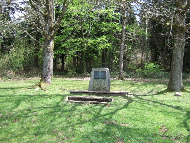The Queen's Stone, Eggesford