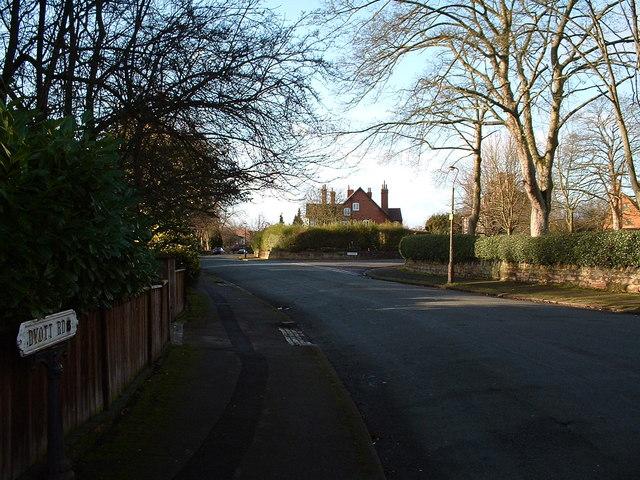 Dyott Road, Moseley
