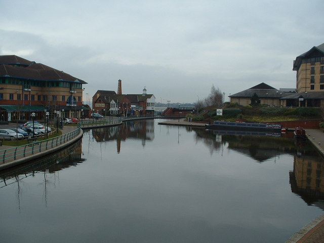 Waterfront, Brierley Hill